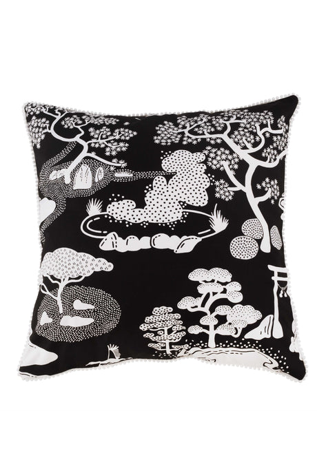 Zen Onsen Garden Cushion