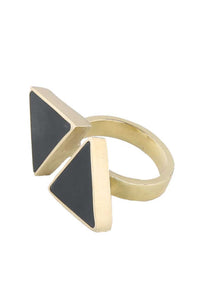 Double Almasi Ring