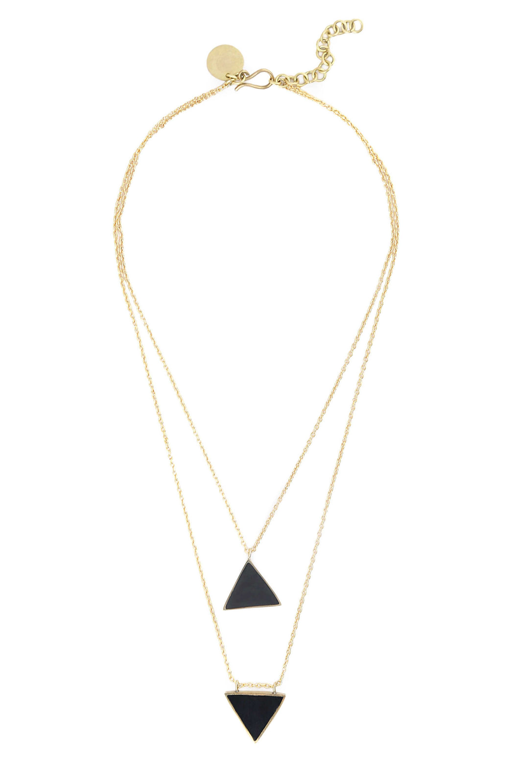 Layered Almasi Necklace