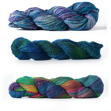 Lace Weight Silk Could Yarn - Sparkle Collection