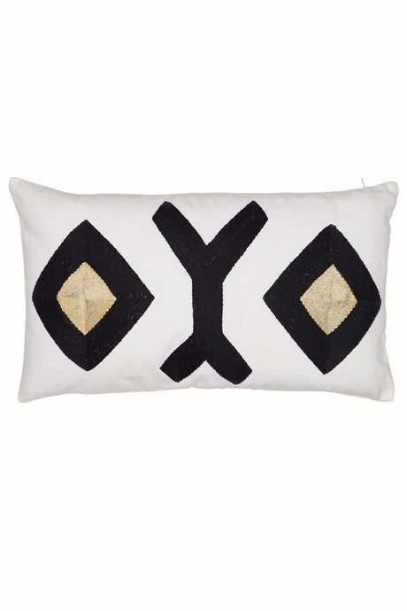 XOXO Graphic Pillow