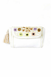 Kino Beaded Pouch