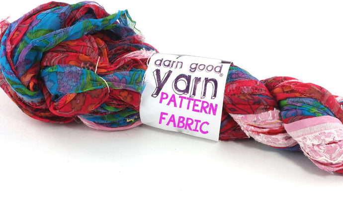 Chiffon Ribbon Assorted Patterns