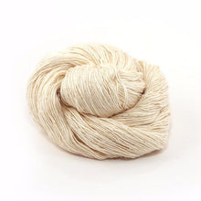 Undyed & Dyeable Yarn - Lace Weight Silk Yarn