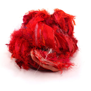 Windswept Ribbon - Red