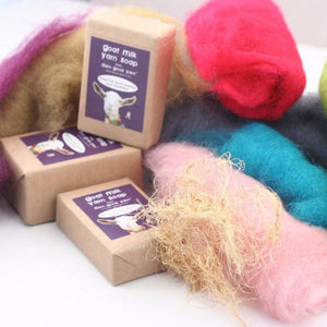 Soap Felting Starter Kit