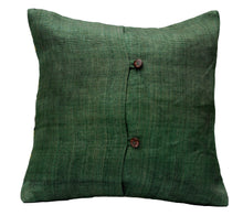 Linked Forever Abaca Pillow