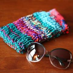 A Home for My Sunnies Knit Pattern