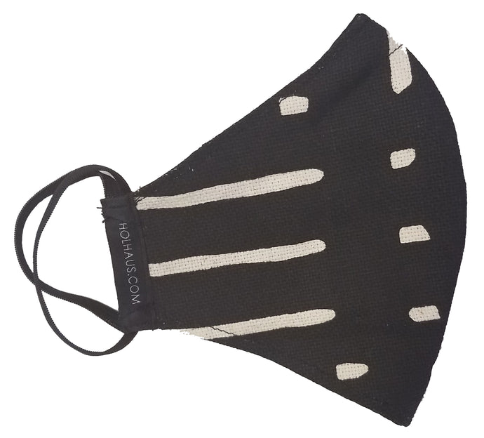 Mud Cloth Printed Mask