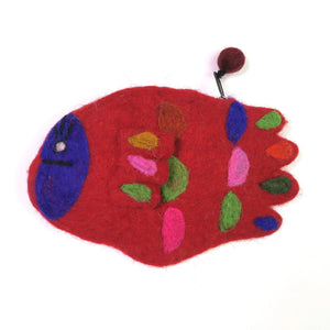 Novelty Felted Purses
