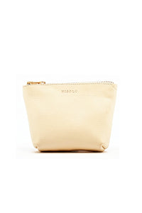 Rosa Mini Leather Pouch