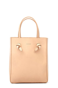 Simone Leather Cross Body Shopper Tote