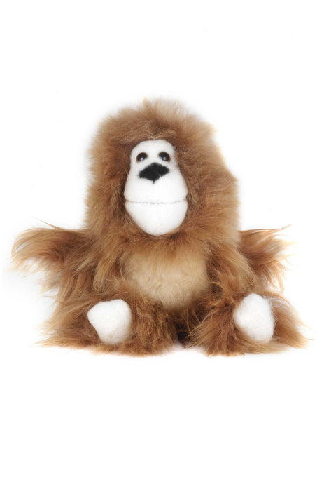 Alpaca Monkey Stuffie