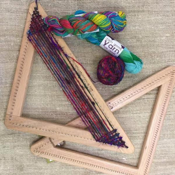 18 inch Triangle Loom Kit