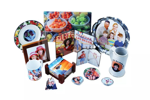 Sublimation Printed Products