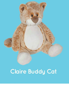 Claire Buddy Cat