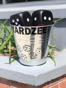 Yardzee (outdoor Game)