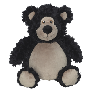 Bobby Buddy Bear, black