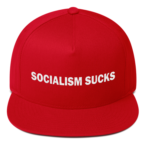 """Socialism Sucks"" Hat"