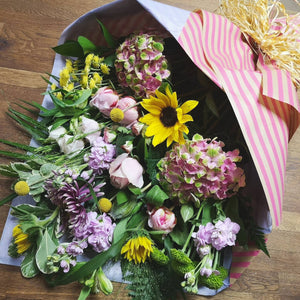 Mother's Day Eco-style Bouquet