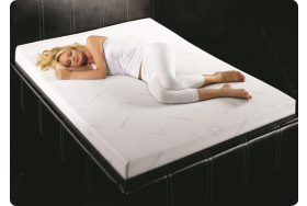 Sleep Design Deep Memory Foam Mattress - Double