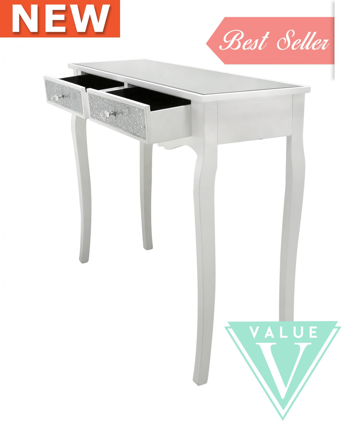 Value Oakley Sparkle Console Table