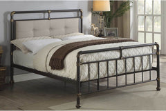 Sleep Design Oxford Industrial Scaffold Style Pipe Metal Bed Frame