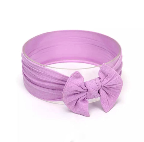 Hannah Purple Headband