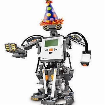 Robotics Birthday Party