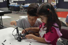 Winter Buildologie-Educational Robotics Camp