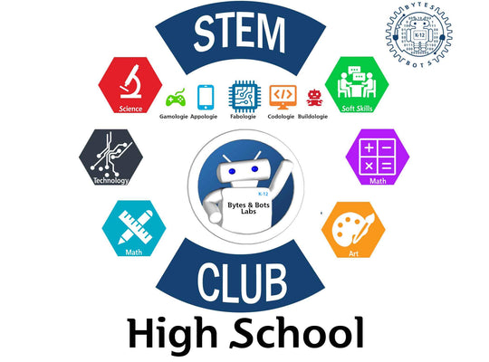Bytes & Bots STEM Club High School
