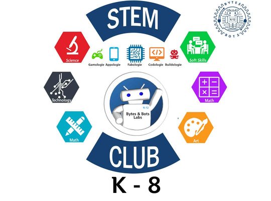 Bytes & Bots STEM Club K-8