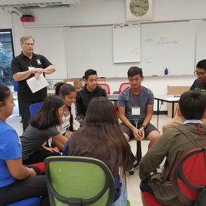 Design Thinking and Engineering Innovation High School Summer Academy at IVC-ATEP