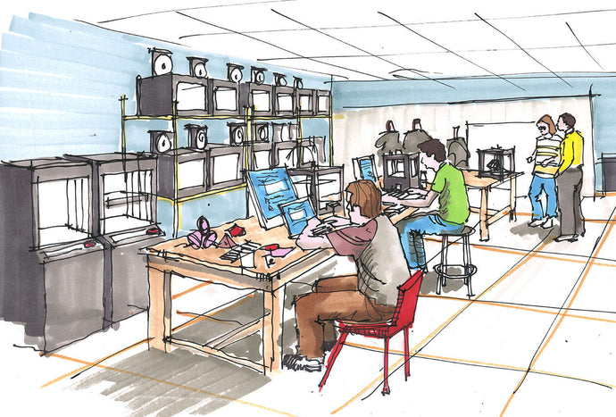 Innovation/Maker Lab Design
