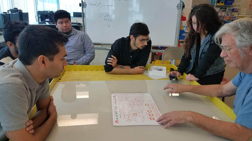 Electronics Engineering II High School Summer Academy at IVC-ATEP