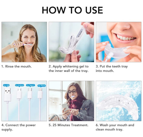 Image of Teeth Whitening Kit