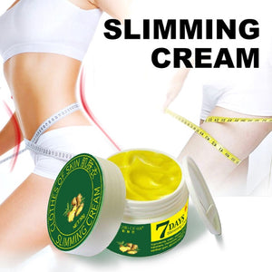 Ginger Fat Burning Cream