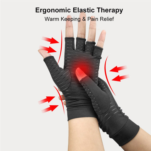 Image of Compression Arthritis Gloves