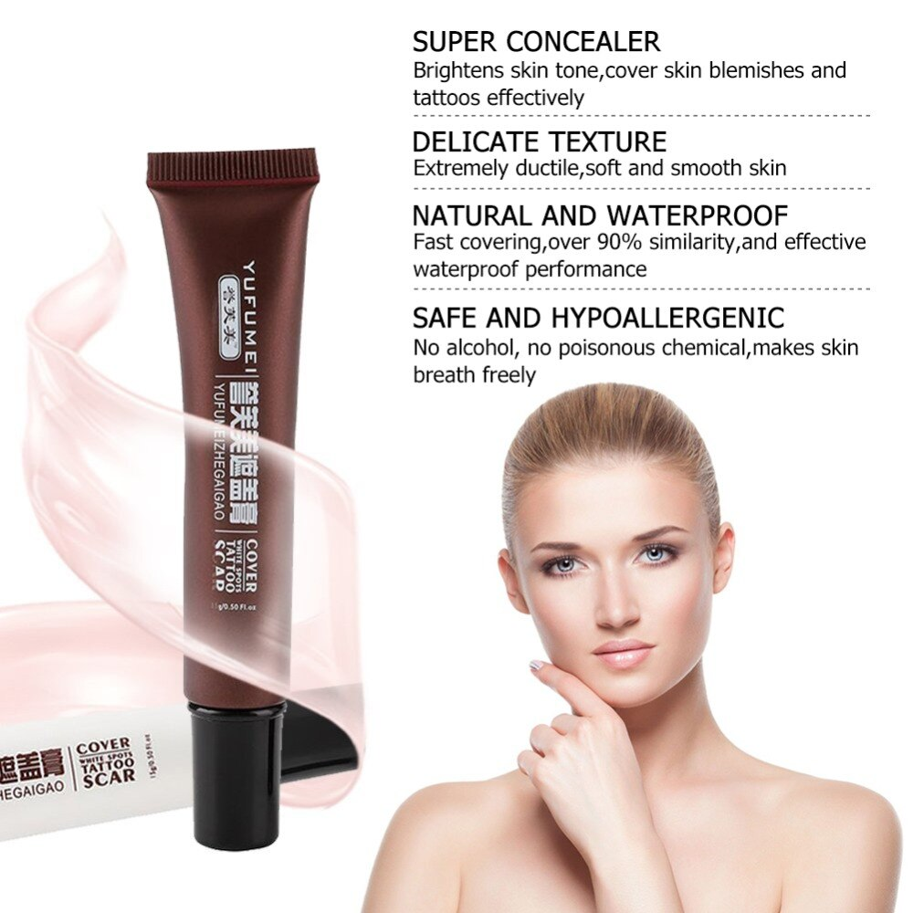 Concealer Cream (2 pieces)