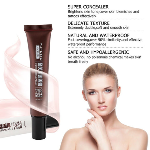 Image of Concealer Cream (2 pieces)