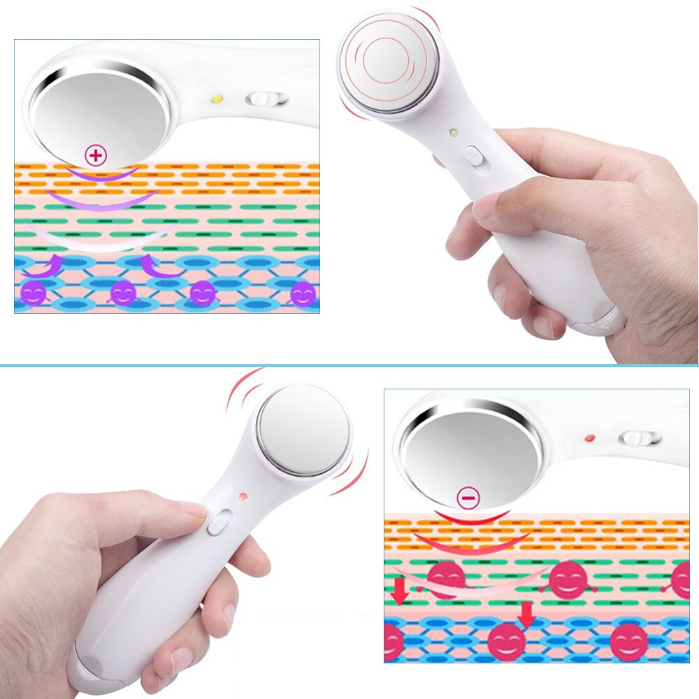 Ion Face Massager