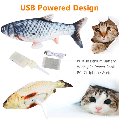 Electronic Pet Cat Toy