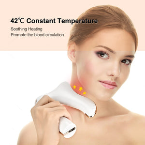 Vibration Heating Massage Tool