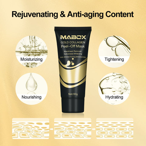 Image of Gold Peel Off Mask