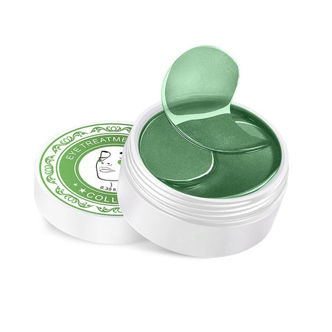 Image of Eye Treatment Mask - Green Algae Collagen