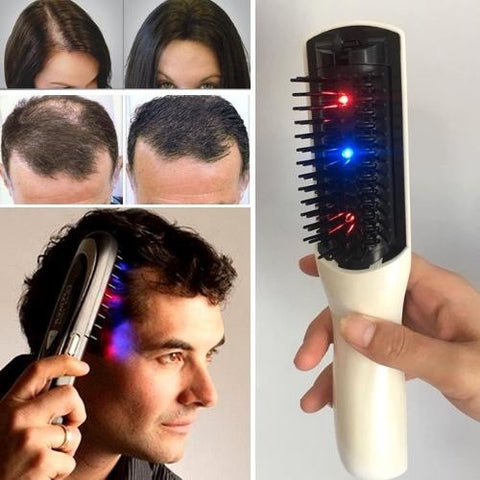 Laser Massage Comb