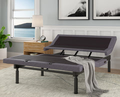 The Remedy II adjustable bed with lumbar support