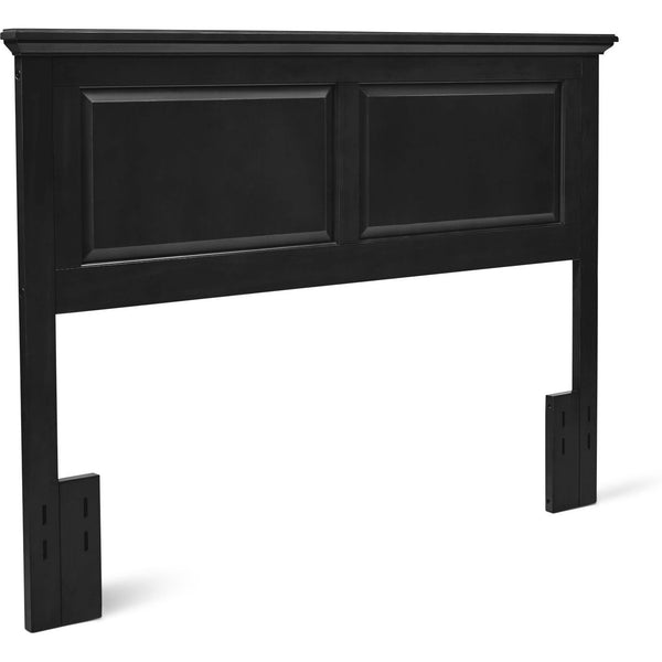 Cottage Style Headboard in Ebony