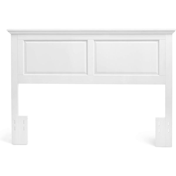 Cottage Style Headboard in Gloss White