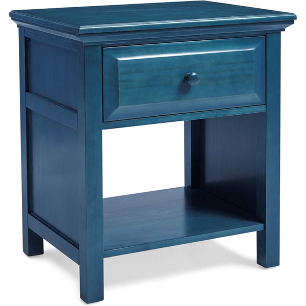 Cottage Nightstand - Wedgewood Blue